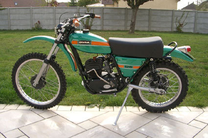 "OSSA 125 & 175 ""Phantom"""