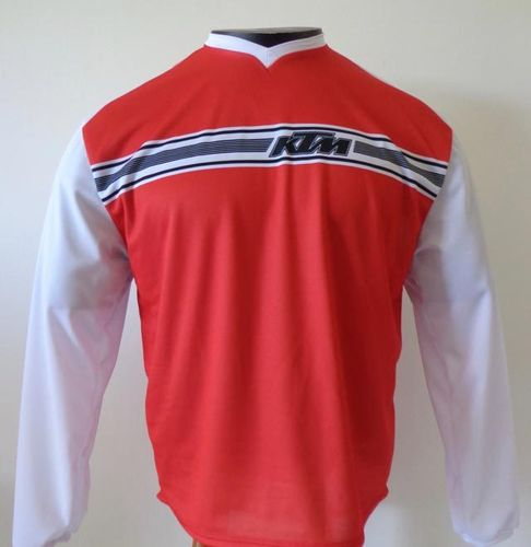"Maillot KTM ""Farioli"" rouge"