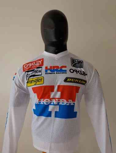 "Maillot Honda ""Bailey replica"""