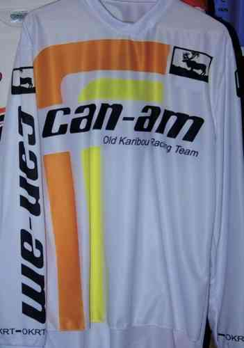 Maillot Can-Am OKRT
