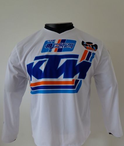Maillot KTM Motocross Marketing 81