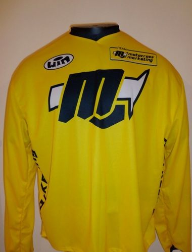 Maillot Motocross Marketing