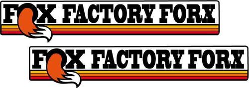 FOX FACTORY FORK