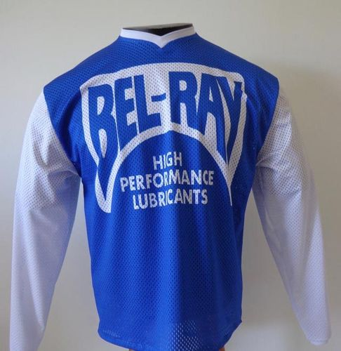 Maillot BEL-RAY blanc