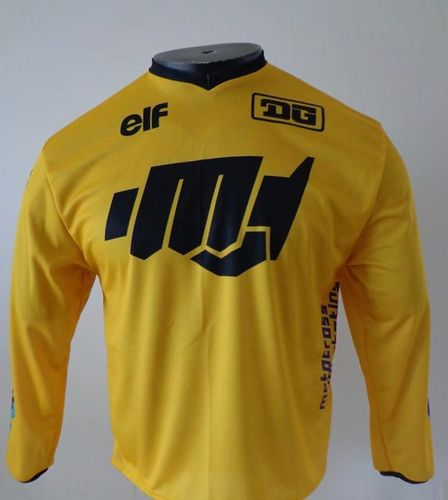 Maillot Suzuki Motocross Marketing