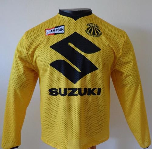 "Maillot SUZUKI ""the man"""
