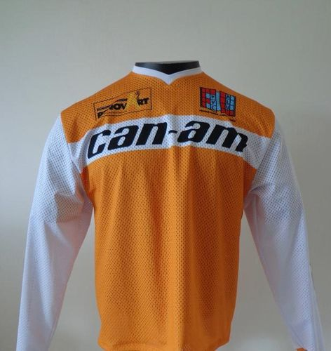 Maillot CAN-AM orange